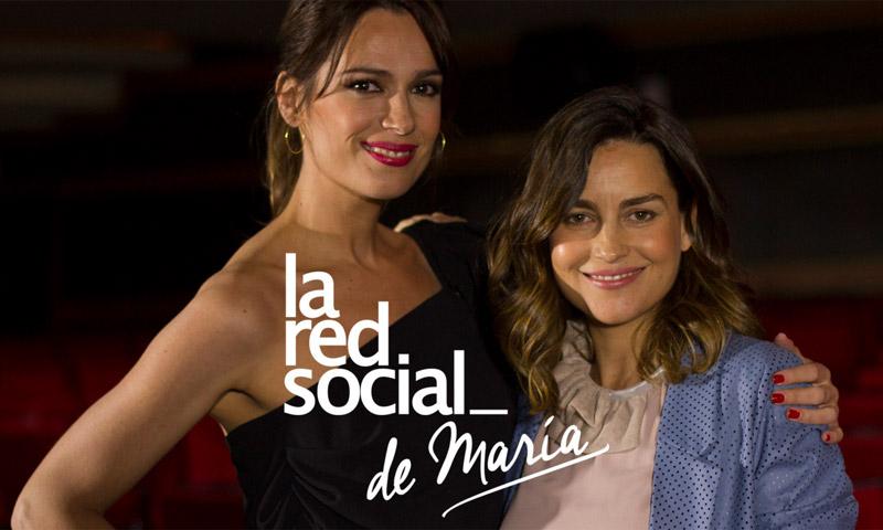 Sus hijos, el éxito de su matrimonio... Mar Saura responde a todo en La Red Social
