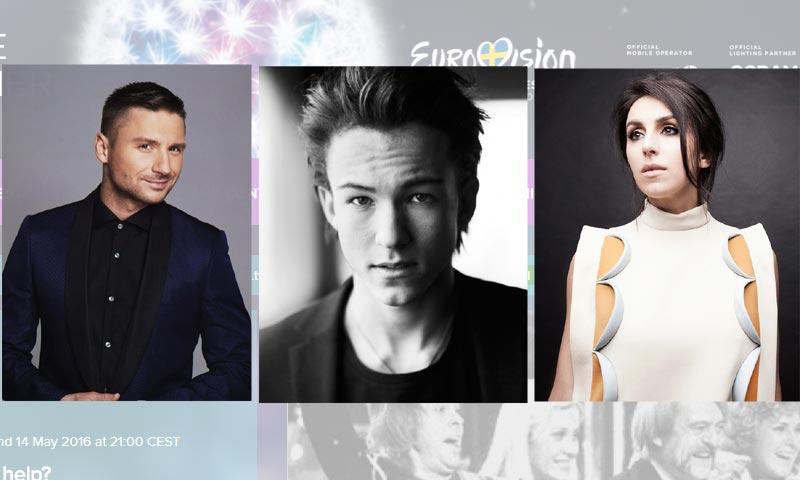 ¿Quieres escuchar a los favoritos para ganar Eurovisión? España está entre los 10 primeros