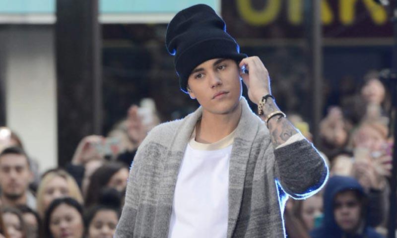 Embarazoso e inesperado, no te pierdas este momento que Justin Bieber no querrá volver a vivir