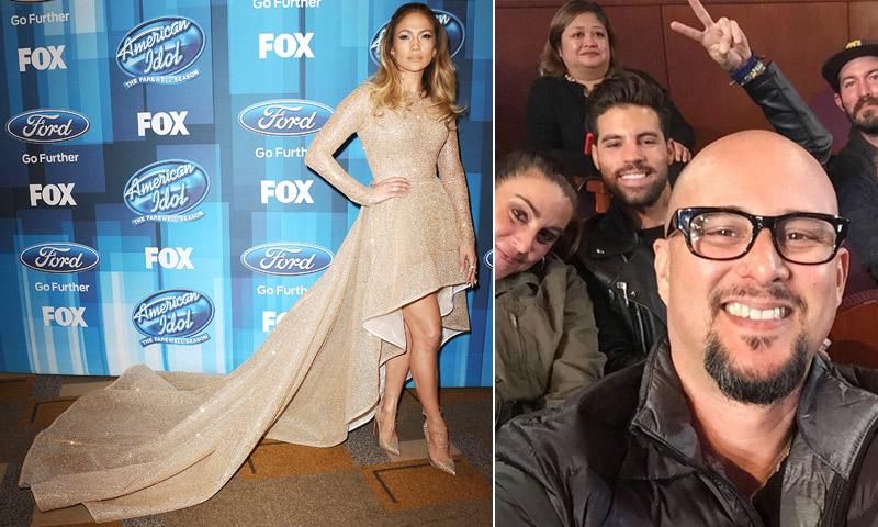 Jennifer López vive una noche de emociones con sus hijos, su novio... ¡y hasta su ex! ¿Con quién coincidió?