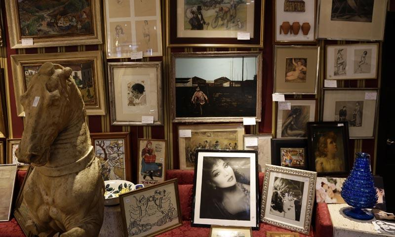 Los hijos de Sara Montiel ponen a la venta más de 1.000 objetos personales de la recordada artista