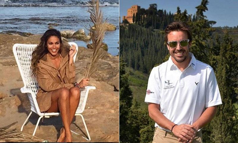 La vida de Fernando Alonso, tras su ruptura con Lara Álvarez