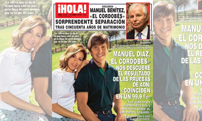 Sorprendentes exclusivas en la revista ¡HOLA! de esta semana