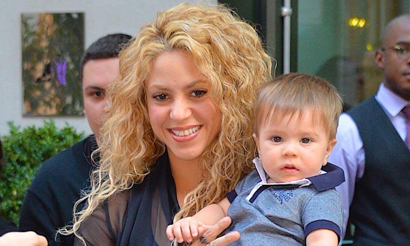Shakira comparte su gran pasión con su hijo Sasha