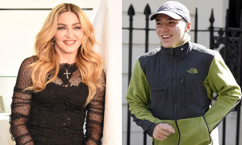 Madonna y su original manera de firmar la paz con su hijo Rocco