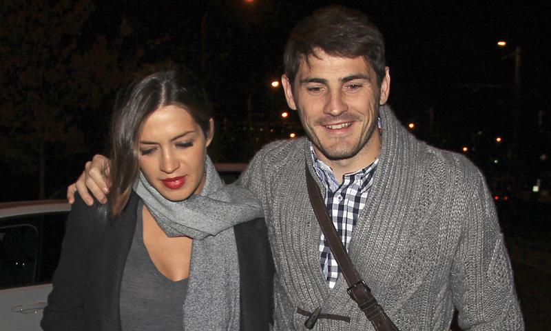 Iker Casillas tras su boda: 'Tengo que acostumbrarme a llamar 'mi mujer' a Sara'