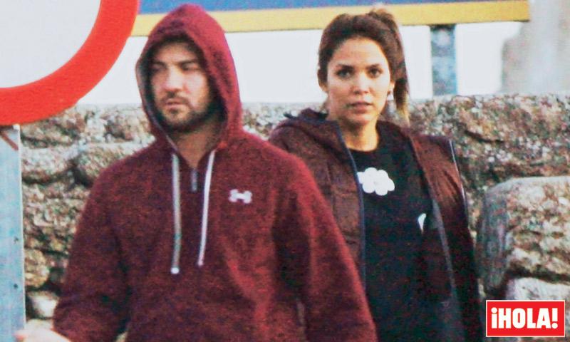 En ¡HOLA!, las imágenes exclusivas que confirman la relación de David Bisbal y Rosanna Zanetti