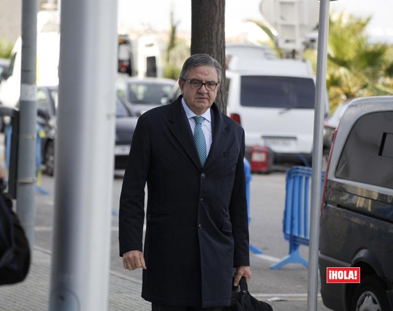 Carlos García Revenga, exsecretario de las Infantas, declara en el caso Nóos: 'Me puse de tesorero para que no se pusiese doña Cristina'