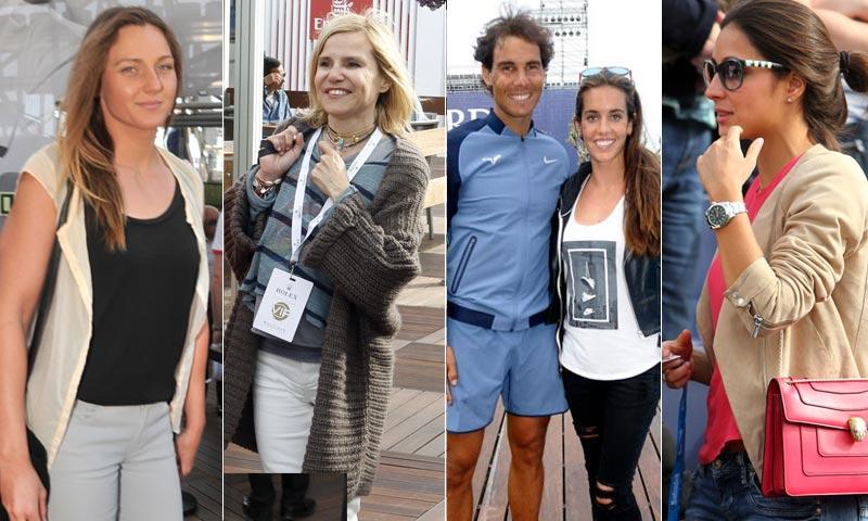 Fotogalería: Bertín Osborne, María Francisca Perelló, Mireia Lalaguna en la gran fiesta del tenis con Rafa Nadal como campeón