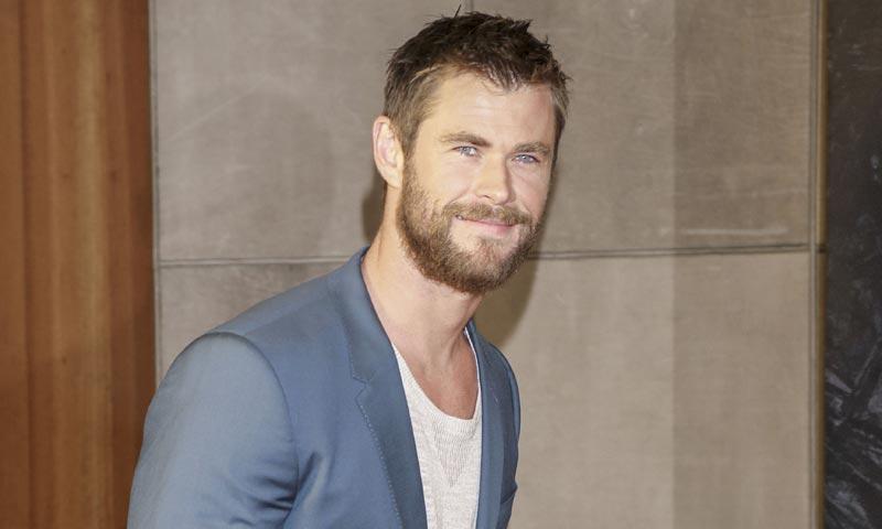 ¿Te imaginas conocer a Chris Hemsworth? La generosa recompensa por encontrar su cartera