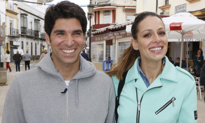 Eva González y Cayetano Rivera, cena romántica y ¿de trabajo?