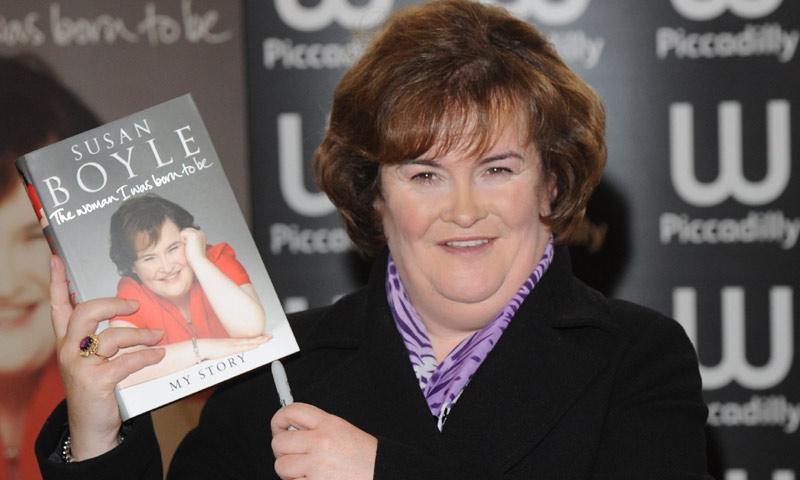 El mal momento de Susan Boyle, ¿se apaga su estrella?