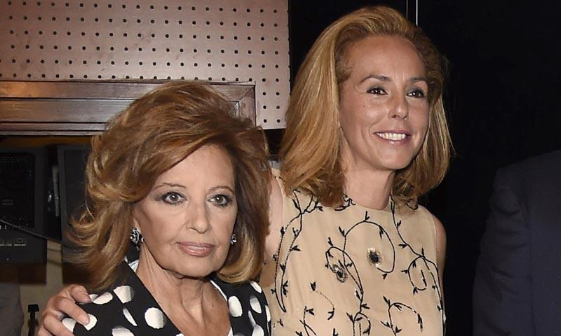María Teresa Campos: 'No fueron a homenajear a la Jurado con tal de hacerle daño a Rocío Carrasco'