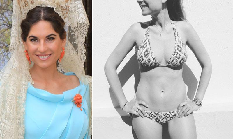 Lourdes Montes muestra los resultados de su 'operación bikini'... ¡vaya tipazo!