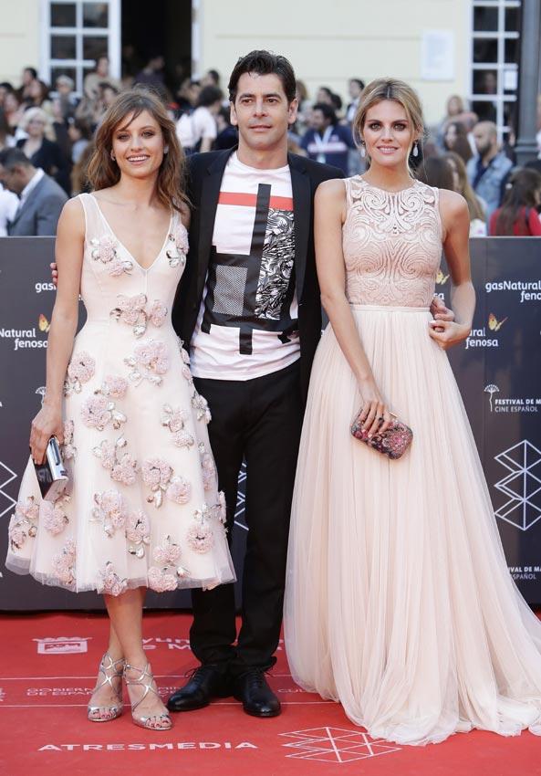 Foto a foto: 'glamour' y sofisticación en la clausura del Festival de Málaga