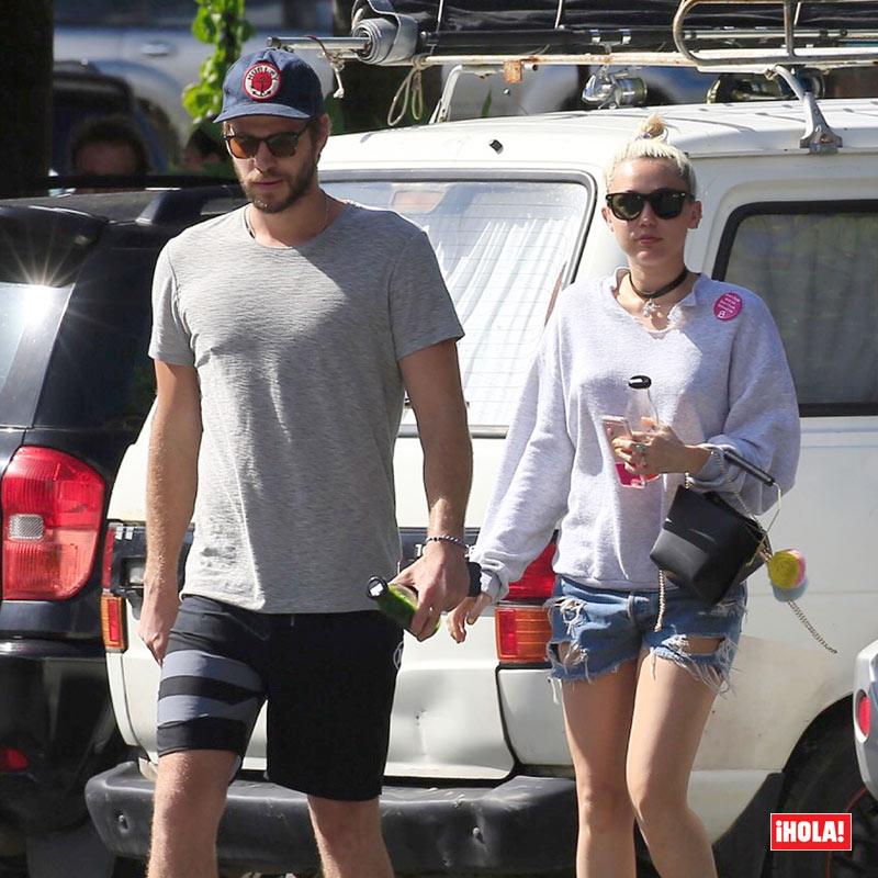 Miley Cyrus y Liam Hemsworth, vacaciones en Australia y... ¿boda este verano?