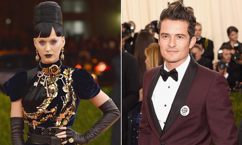 Orlando Bloom, Katy Perry y el juego de sus 'tamagotchis'
