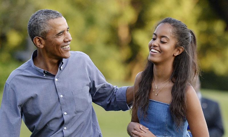 Los planes de Malia Obama ¿A qué universidad irá? ¿Se tomará un año sabático?