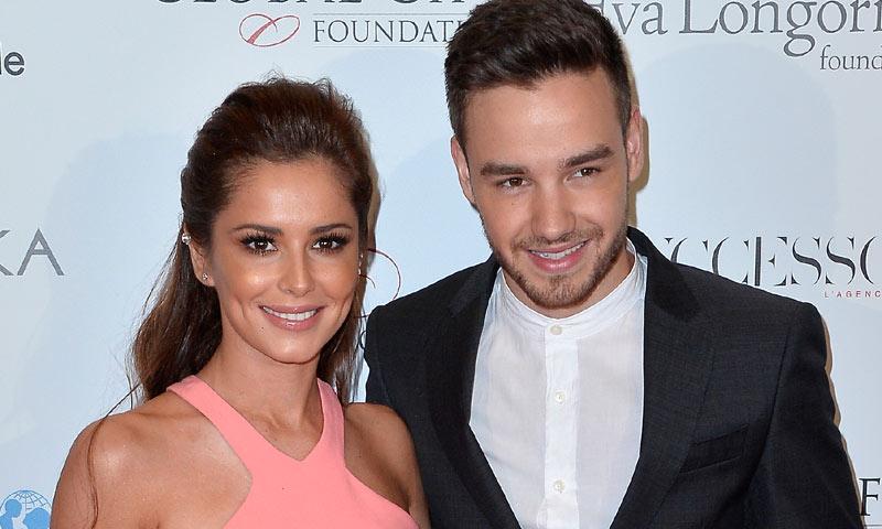 Liam Payne y Cheryl Fernández-Versini hacen oficial su amor en la alfombra roja