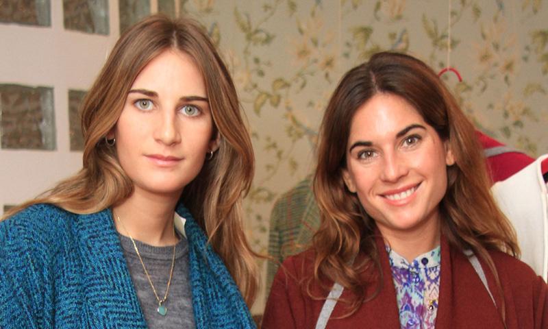 ¡Lourdes Montes y su hermana Sibi se van de boda! Se casa la hija de César Cadaval