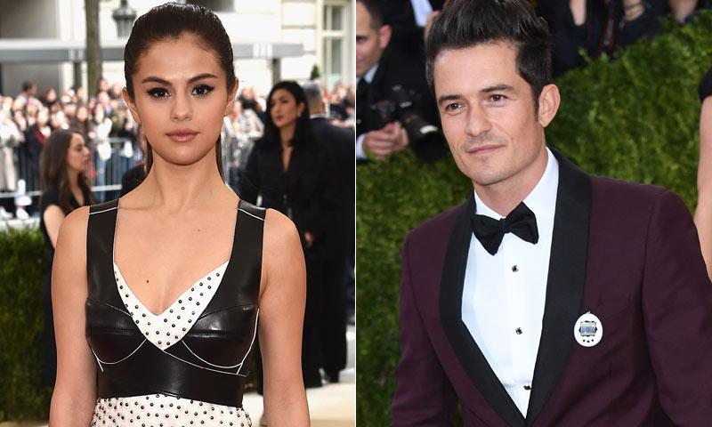 Orlando Bloom y Selena Gómez, ¿lo que pasa en Las Vegas se queda en Las Vegas?