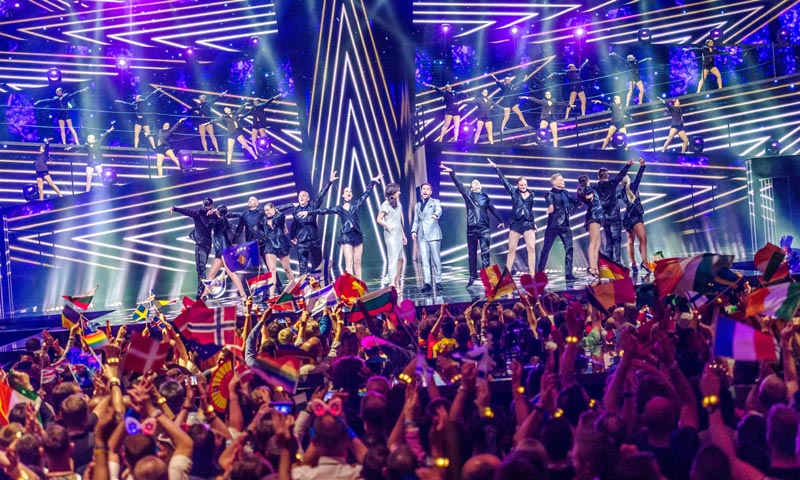Guía para no perderte ningún detalle de Eurovisión