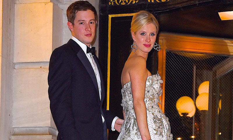 La familia Hilton se prepara para la nueva generación