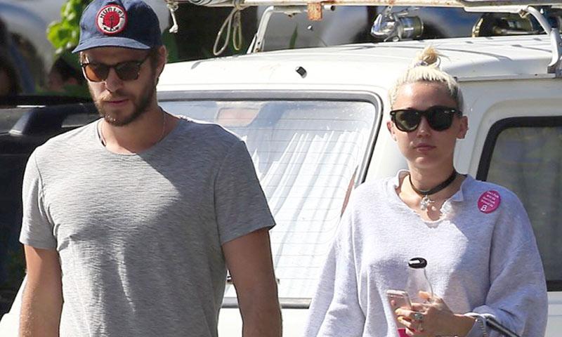 Una boda ¿con castillos hinchables?… Miley Cyrus promete convertir su gran día en algo inolvidable