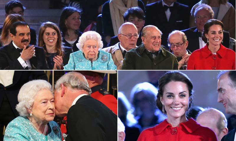 Una gran celebración por el 90 cumpleaños de la reina Isabel II