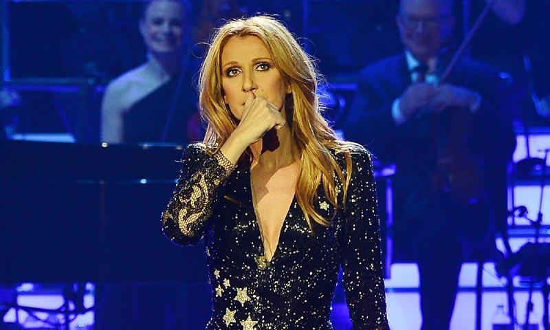 Celine Dion revela cómo explicó a sus hijos la muerte de su padre