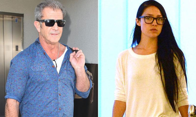 Mel Gibson y su discreta novia, Rosalind Ross, pasean su amor por España