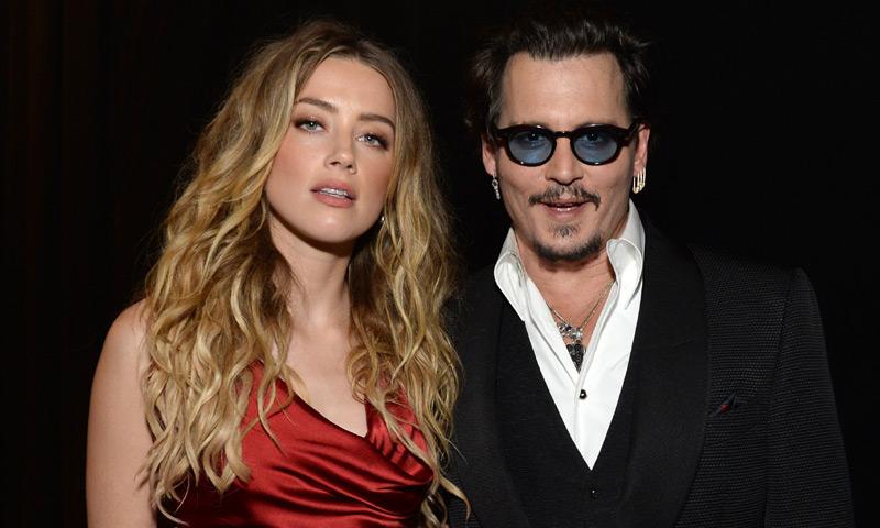 Johnny Depp y Amber Heard se divorcian tras 15 meses de matrimonio