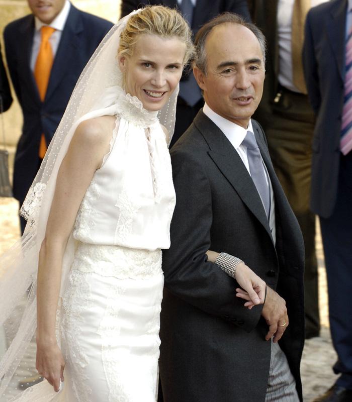 Astrid Gil-Casares y Rafael del Pino