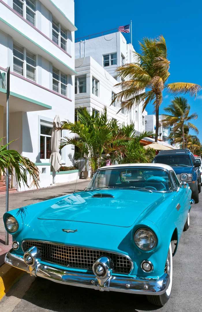 Al más puro estilo Miami (Beach)