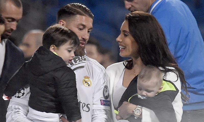 Sergio Ramos, Arbeloa, Ronaldo... la victoria es cosa de familia