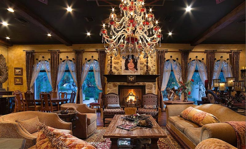 Se vende la casa de Michael Jackson en Las Vegas, ¿quieres entrar ...