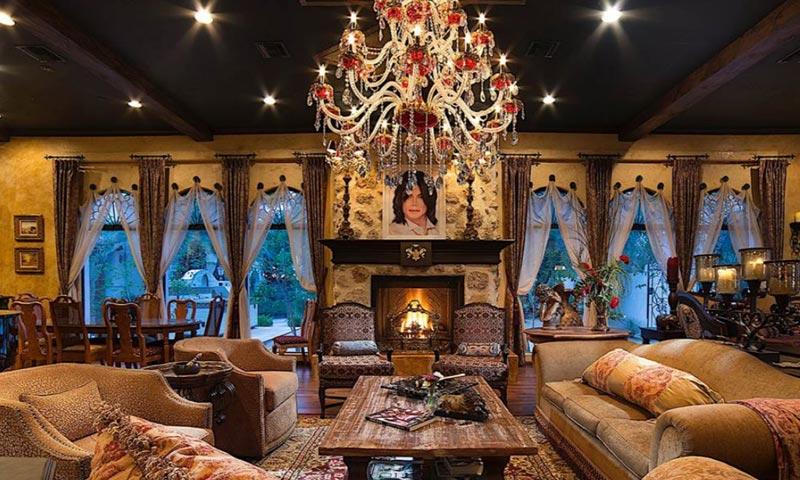 Se vende la casa de Michael Jackson en Las Vegas, ¿quieres entrar?