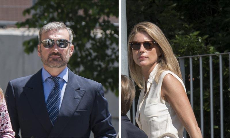 Javier Fitz-James Stuart y María Chávarri, más de un año de crisis que ha llevado a la separación definitiva