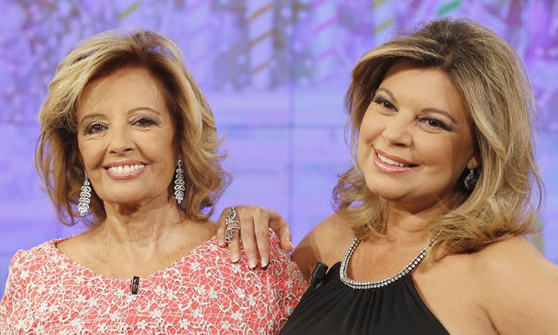 María Teresa Campos cuenta cómo se encuentra tras su ingreso hospitalario