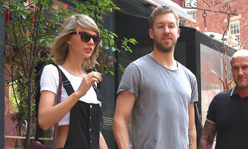 HELLO! confirma la ruptura entre Taylor Swift y Calvin Harris