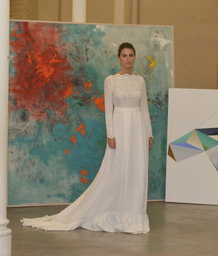De Lourdes Montes RosalesFoto Diseñará Vestido Novia Irene El qzVpMSU