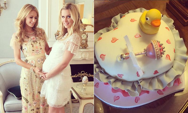 ¿Cuántas 'baby showers' son necesarias? Para Nicky Hilton (de momento) dos