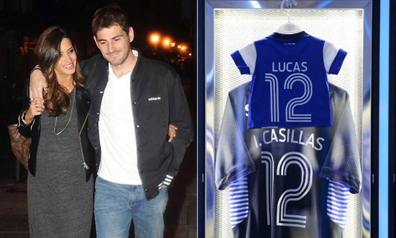 El regalo para Lucas que ha encantado a Iker Casillas