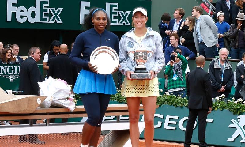 Garbiñe Muguruza, la nueva reina de Roland Garros
