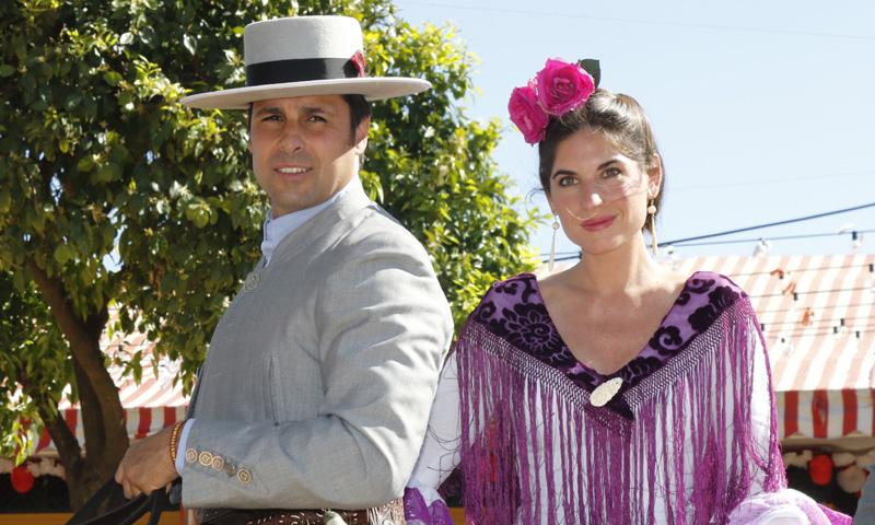 Lourdes Montes y el secreto del traje que diseñó para Francisco Rivera