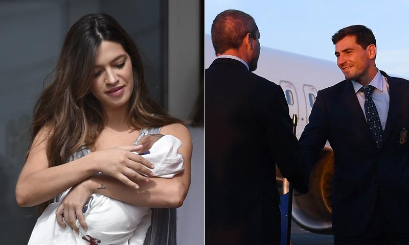 Sara Carbonero echa de menos a Iker Casillas y le envía un romántico mensaje