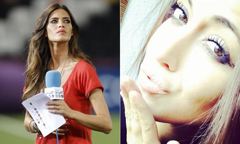 Claudia García, novia de Guillermo Furiase, ¿la futura Sara Carbonero?
