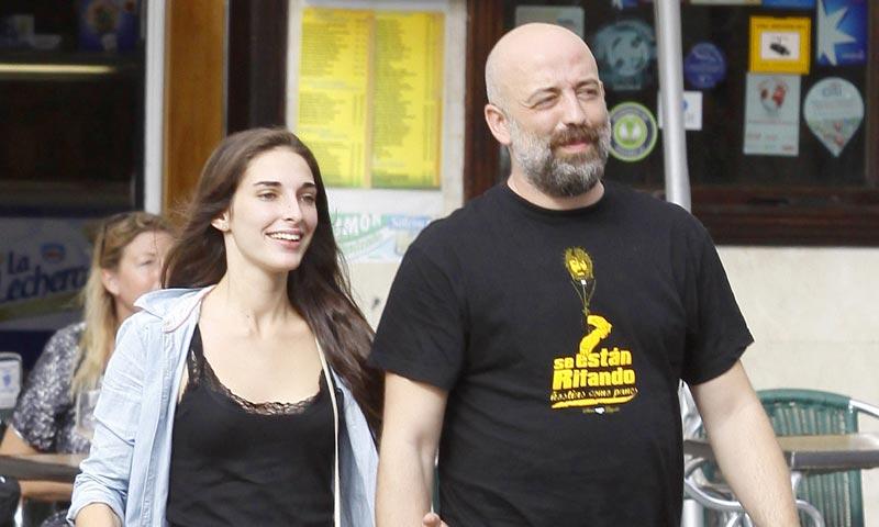 El humorista Goyo Jiménez se ha casado con su novia Paloma
