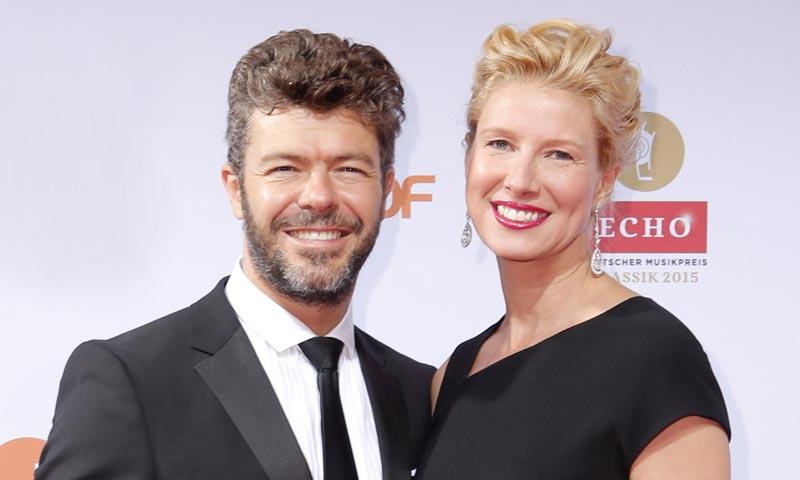 Anne Igartiburu y Pablo Heras-Casado han sido padres de su primer hijo, Nicolás