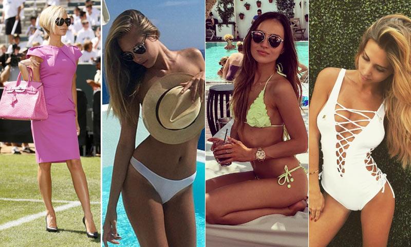 El antes y el después de las chicas del fútbol: las WAGs en tiempos de Instagram